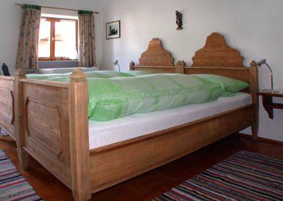 Das Doppelzimmer im Bauernhof