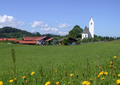 Frühling bei Steinkirchen