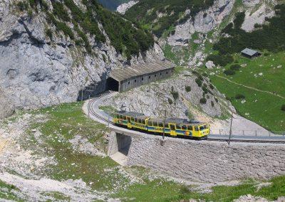 Wendelstein-Zahnradbahn